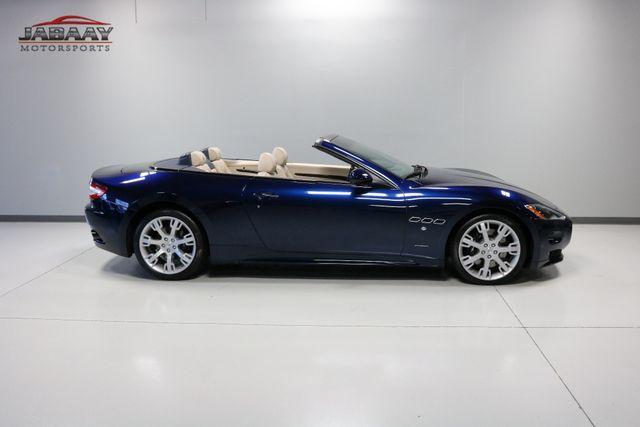 2012 Maserati GranTurismo Convertible Sport Merrillville, Indiana 42