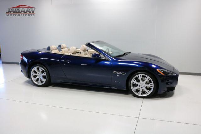 2012 Maserati GranTurismo Convertible Sport Merrillville, Indiana 43