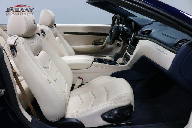 2012 Maserati GranTurismo Convertible Sport Merrillville, Indiana 15