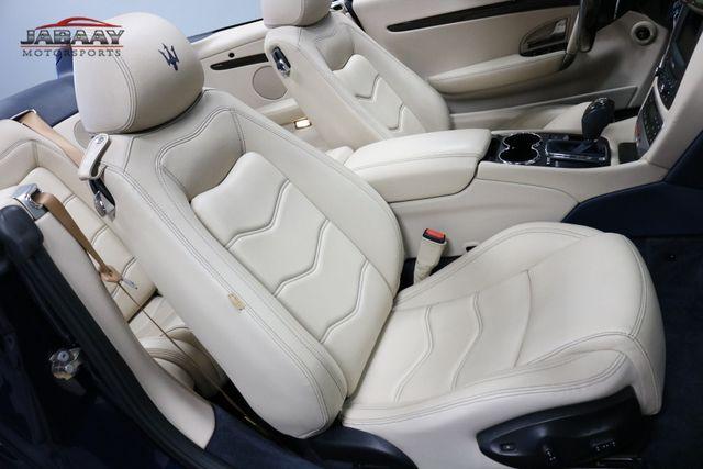 2012 Maserati GranTurismo Convertible Sport Merrillville, Indiana 14