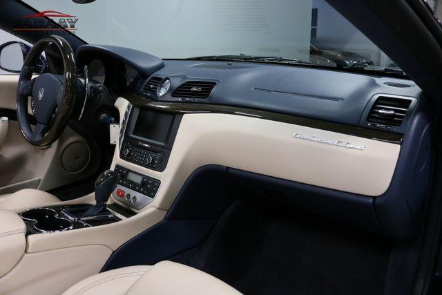 2012 Maserati GranTurismo Convertible Sport Merrillville, Indiana 16