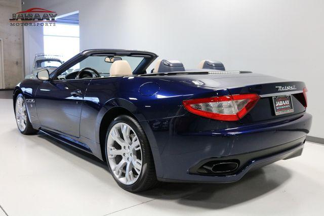 2012 Maserati GranTurismo Convertible Sport Merrillville, Indiana 2