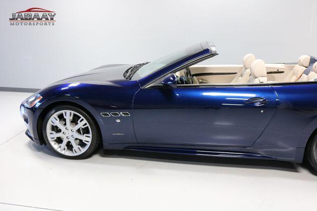 2012 Maserati GranTurismo Convertible Sport Merrillville, Indiana 32