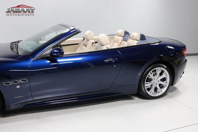 2012 Maserati GranTurismo Convertible Sport Merrillville, Indiana 33