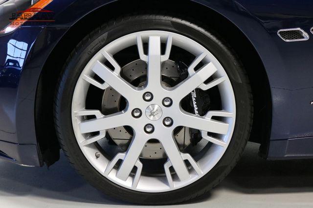 2012 Maserati GranTurismo Convertible Sport Merrillville, Indiana 44