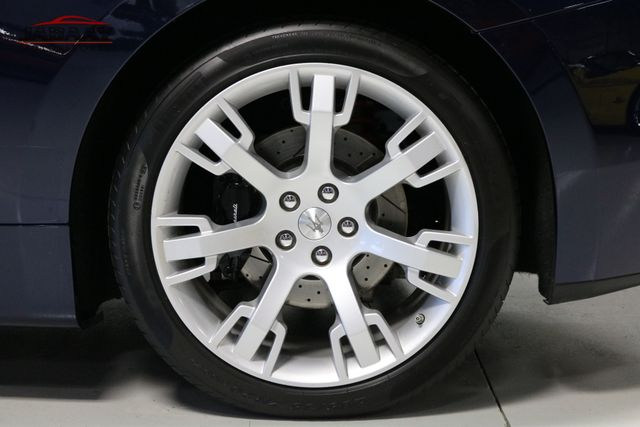 2012 Maserati GranTurismo Convertible Sport Merrillville, Indiana 45