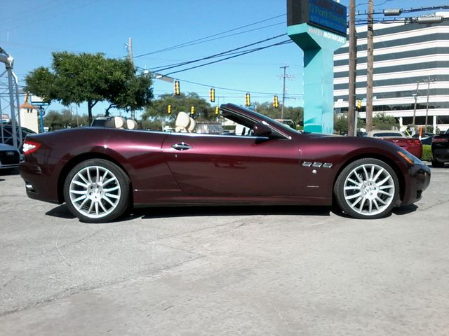 2012 Maserati GranTurismo Convertible San Antonio, Texas 2