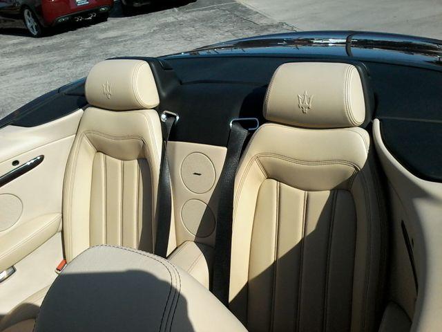 2012 Maserati GranTurismo Convertible San Antonio, Texas 18