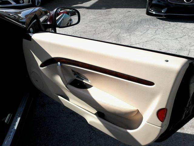 2012 Maserati GranTurismo Convertible San Antonio, Texas 22
