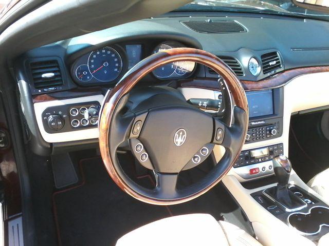 2012 Maserati GranTurismo Convertible San Antonio, Texas 25