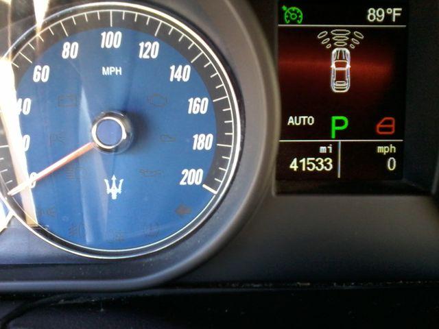 2012 Maserati GranTurismo Convertible San Antonio, Texas 28