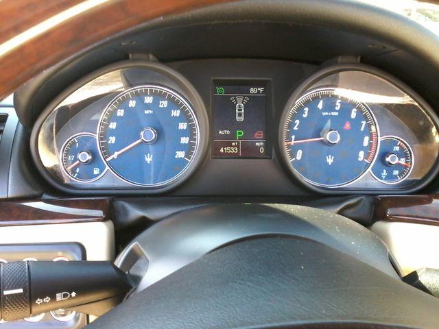2012 Maserati GranTurismo Convertible San Antonio, Texas 29