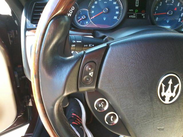 2012 Maserati GranTurismo Convertible San Antonio, Texas 35