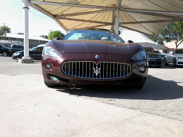 2012 Maserati GranTurismo Convertible San Antonio, Texas 4