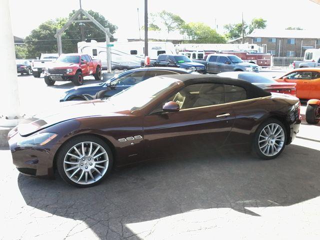 2012 Maserati GranTurismo Convertible San Antonio, Texas 11