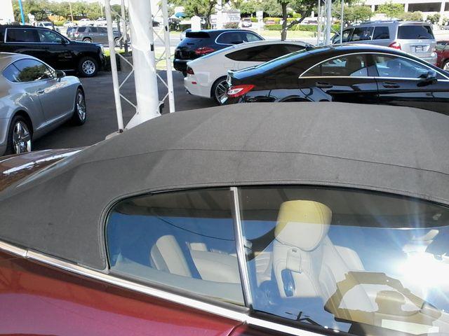 2012 Maserati GranTurismo Convertible San Antonio, Texas 12