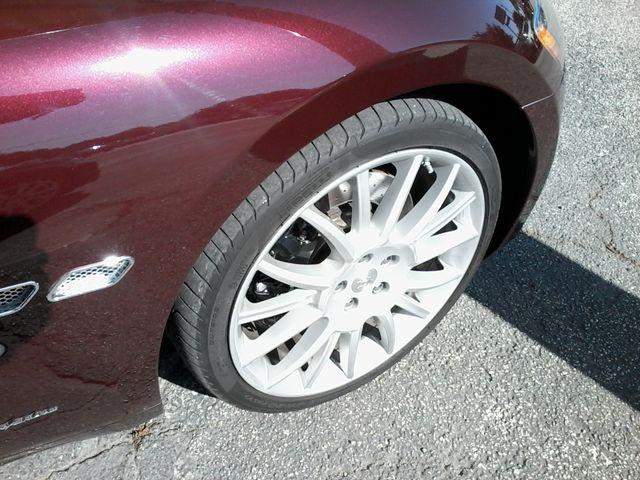 2012 Maserati GranTurismo Convertible San Antonio, Texas 41