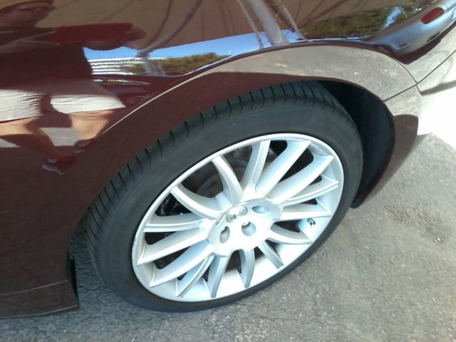 2012 Maserati GranTurismo Convertible San Antonio, Texas 43