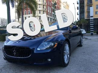 2012 Maserati Quattroporte in Miami FL