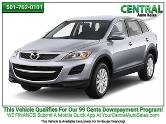 2012 Mazda CX-9 Grand Touring | Hot Springs, AR | Central Auto Sales in Hot Springs AR
