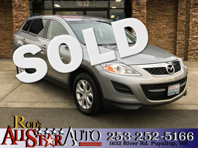 2012 Mazda CX-9 Touring AWD The CARFAX Buy Back Guarantee that comes with this vehicle means that