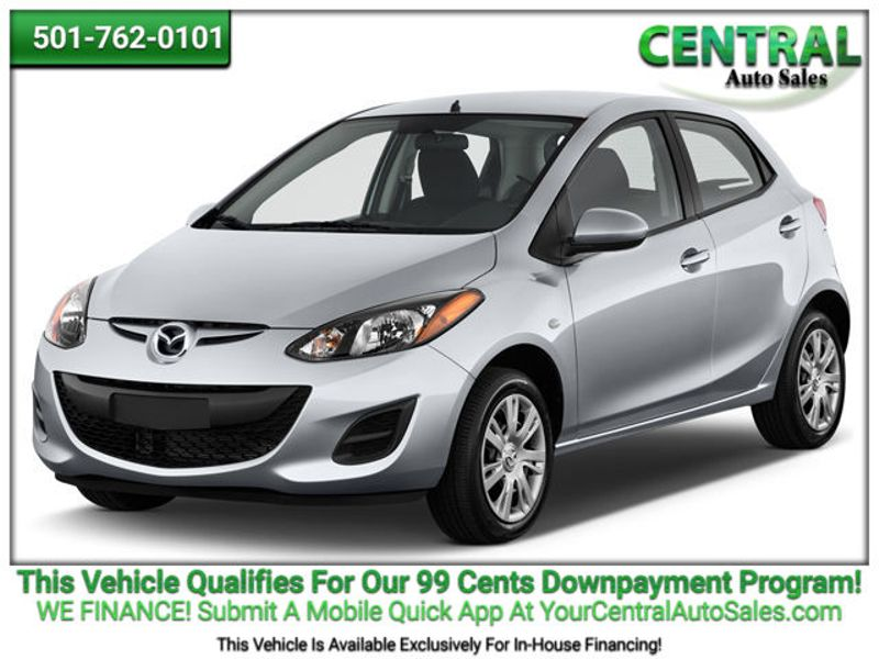 2012 Mazda Mazda2 Touring | Hot Springs, AR | Central Auto Sales in Hot Springs AR