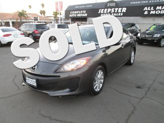 2012 Mazda Mazda3 i Grand Touring Costa Mesa, California