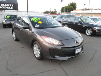 2012 Mazda Mazda3 i Grand Touring Costa Mesa, California 2