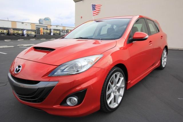 2012 Mazda Mazda3* MANUAL*TURBO* NAVI* BOSE* TECH* Mazdaspeed3 Touring* LANE DPRT* CMFRT* LOADED* Las Vegas, Nevada 0