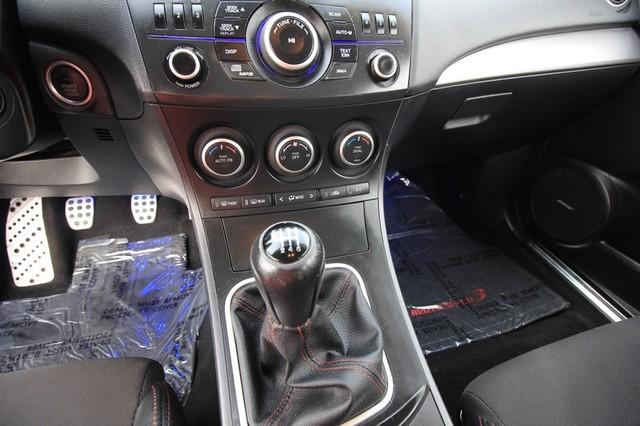 2012 Mazda Mazda3* MANUAL*TURBO* NAVI* BOSE* TECH* Mazdaspeed3 Touring* LANE DPRT* CMFRT* LOADED* Las Vegas, Nevada 18