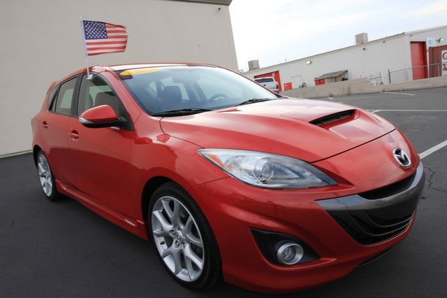2012 Mazda Mazda3* MANUAL*TURBO* NAVI* BOSE* TECH* Mazdaspeed3 Touring* LANE DPRT* CMFRT* LOADED* Las Vegas, Nevada 2