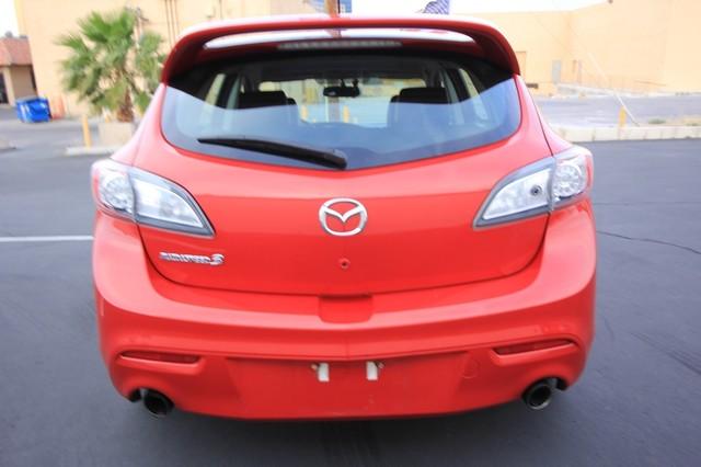 2012 Mazda Mazda3* MANUAL*TURBO* NAVI* BOSE* TECH* Mazdaspeed3 Touring* LANE DPRT* CMFRT* LOADED* Las Vegas, Nevada 5