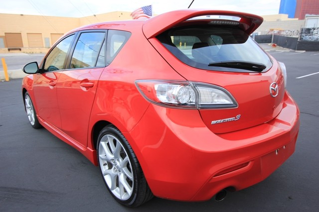 2012 Mazda Mazda3* MANUAL*TURBO* NAVI* BOSE* TECH* Mazdaspeed3 Touring* LANE DPRT* CMFRT* LOADED* Las Vegas, Nevada 6