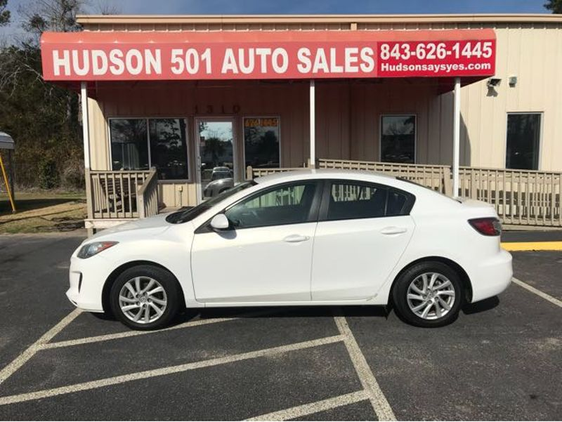 2012 Mazda Mazda3 i Touring | Myrtle Beach, South Carolina | Hudson Auto Sales in Myrtle Beach South Carolina