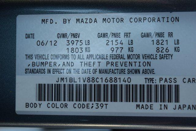 2012 Mazda Mazda3 i Touring Richmond Hill, New York 30