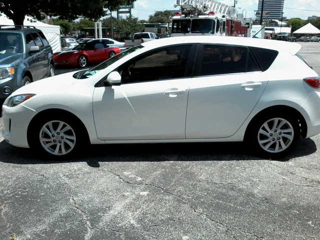2012 Mazda Mazda3 i Touring San Antonio, Texas 2