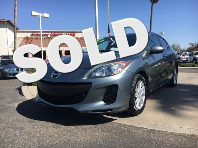 2012 Mazda Mazda3 i Touring Youll love this gas sipping vehicle when you fill up at the pump VI