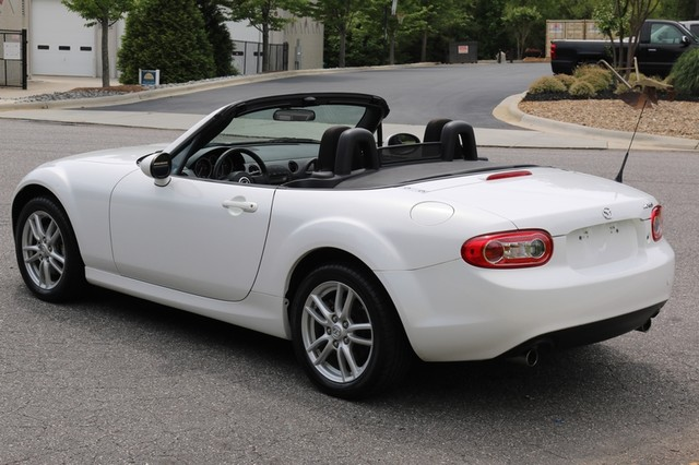 2012 Mazda MX-5 Miata Sport Mooresville, North Carolina 3