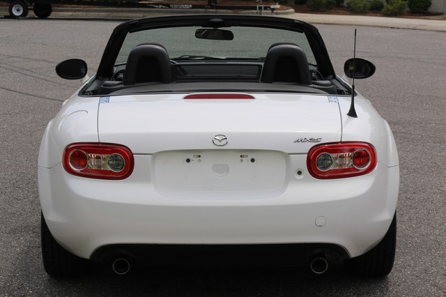2012 Mazda MX-5 Miata Sport Mooresville, North Carolina 4