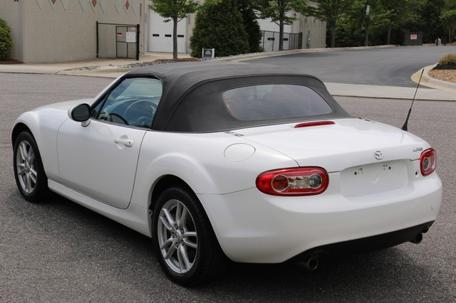 2012 Mazda MX-5 Miata Sport Mooresville, North Carolina 41