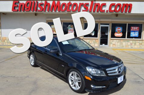 2012 Mercedes-Benz C 250 Sport in Brownsville, TX