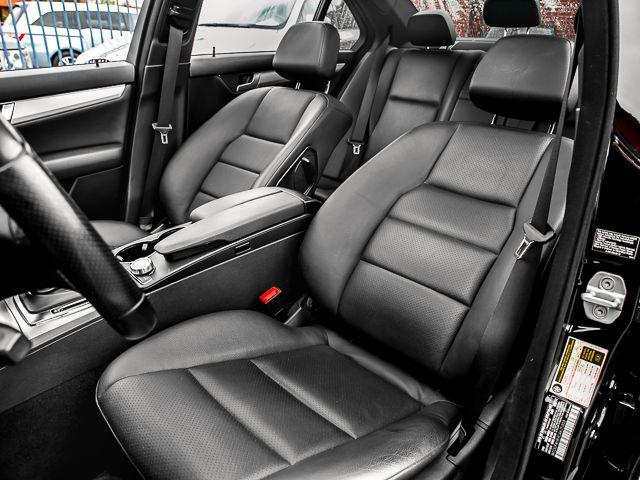 2012 Mercedes-Benz C 250 Sport Burbank, CA 10