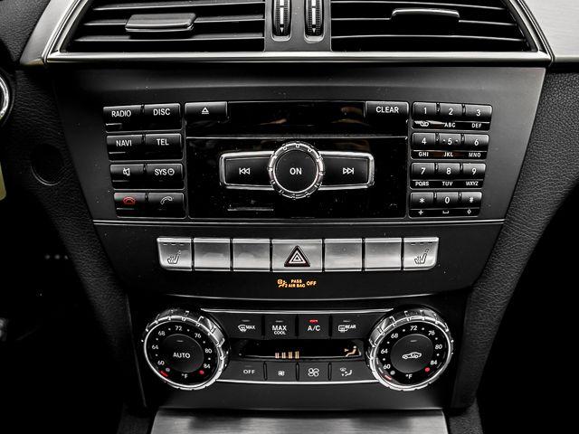 2012 Mercedes-Benz C 250 Sport Burbank, CA 14