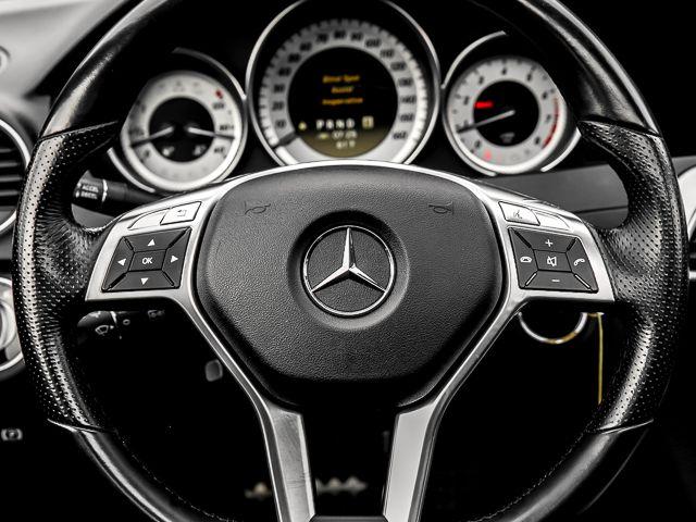 2012 Mercedes-Benz C 250 Sport Burbank, CA 24