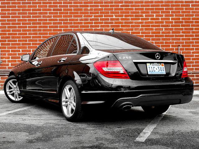 2012 Mercedes-Benz C 250 Sport Burbank, CA 5