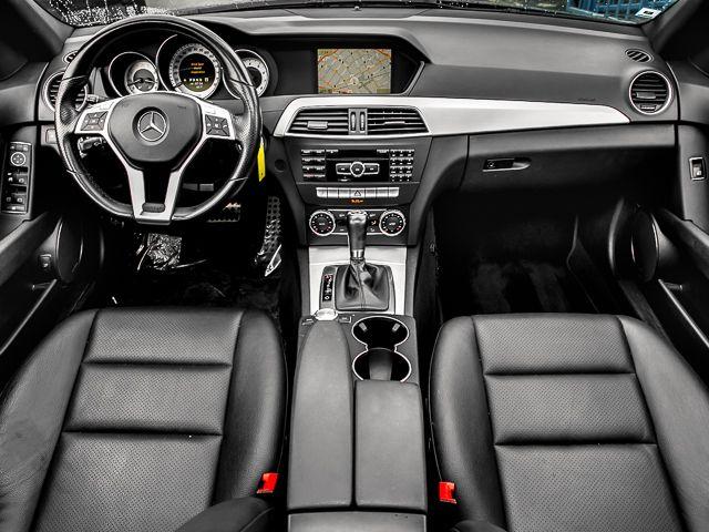 2012 Mercedes-Benz C 250 Sport Burbank, CA 8