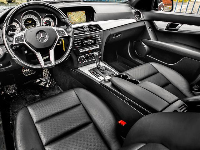 2012 Mercedes-Benz C 250 Sport Burbank, CA 9