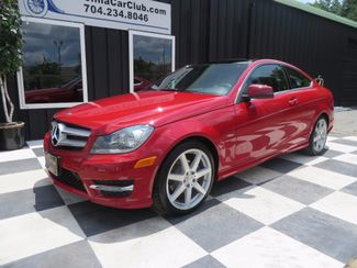 2012 Mercedes-Benz C 250 Charlotte-Matthews, North Carolina