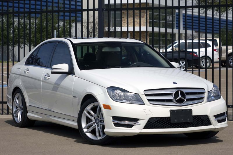 first mercedes road c view test review class sedan side autoblog benz drive