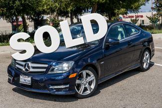 2012 Mercedes-Benz C 250  - AUTO - 51K MILES - NAVI - HTD STS Reseda, CA